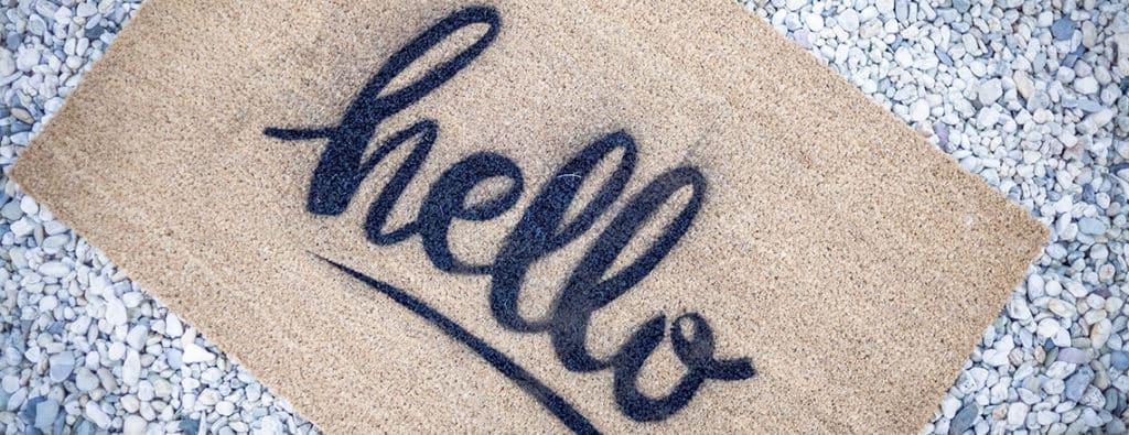 Hello-Schriftzug - die Druckvorlage als Freebie