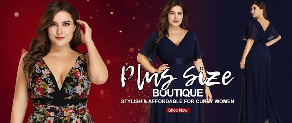 Women Fashion AliExpress replica women dresses clothing store reviews Plus size
