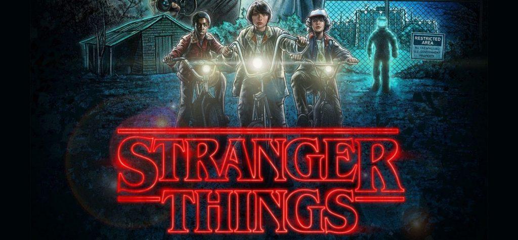Stranger Things 4 novidade