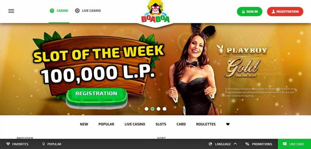 casino boaboa revision en español
