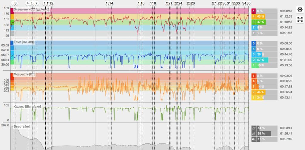 Обзор Polar Grit X и 99 километров пробежек 1