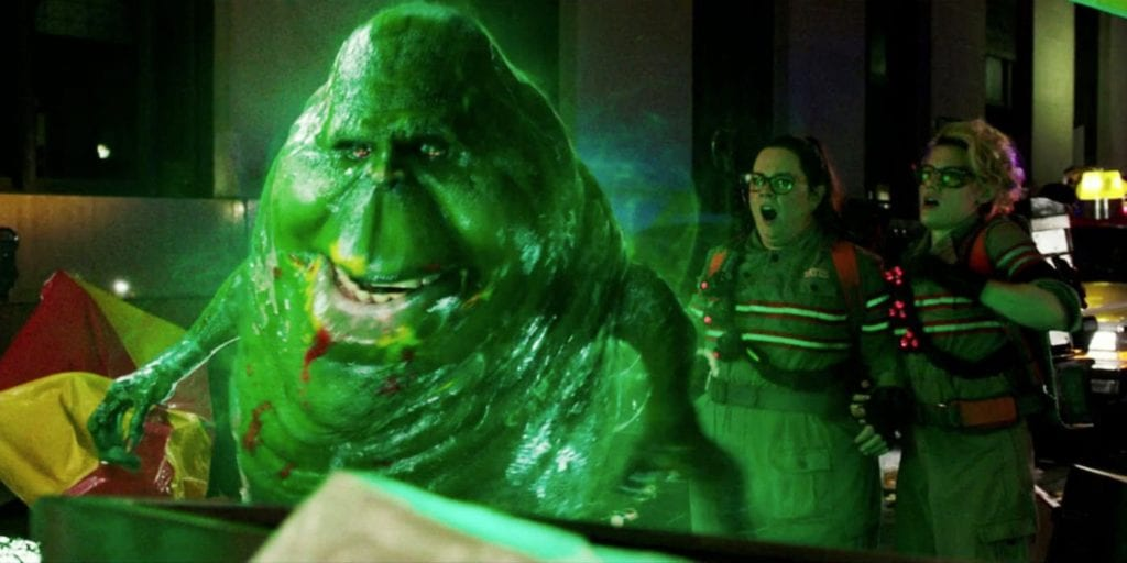 Slimer, Ghostbusters Guide
