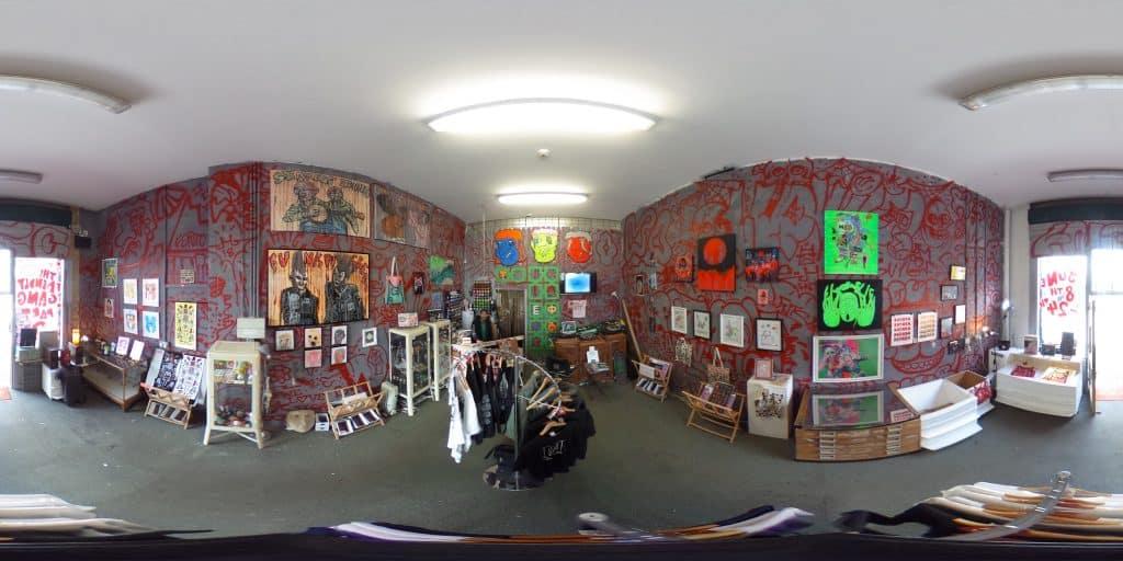 Art Gallery Virtual Tour
