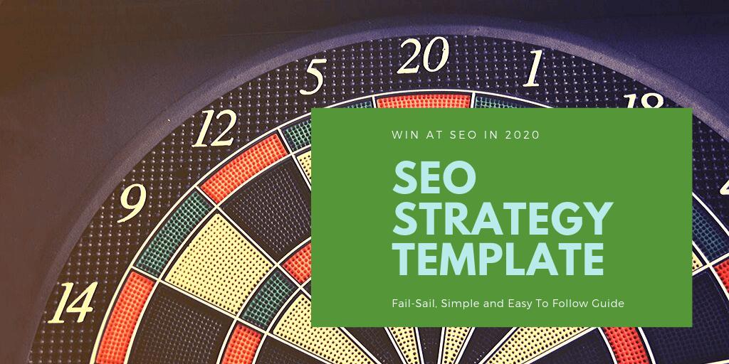 SEO Strategy Template
