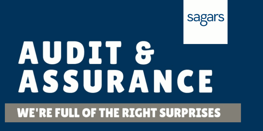 Audit & assurance: we're full of the right surprises
