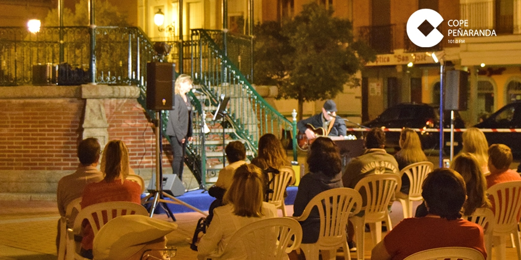 Michel Núñez y Ana Albarrán ofrecen un concierto de música para disfrutar