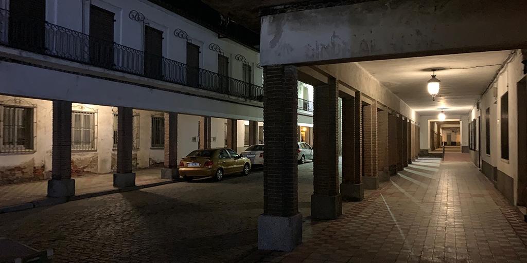 El Ayuntamiento renovará más 120 luminarias por puntos de luz eficientes