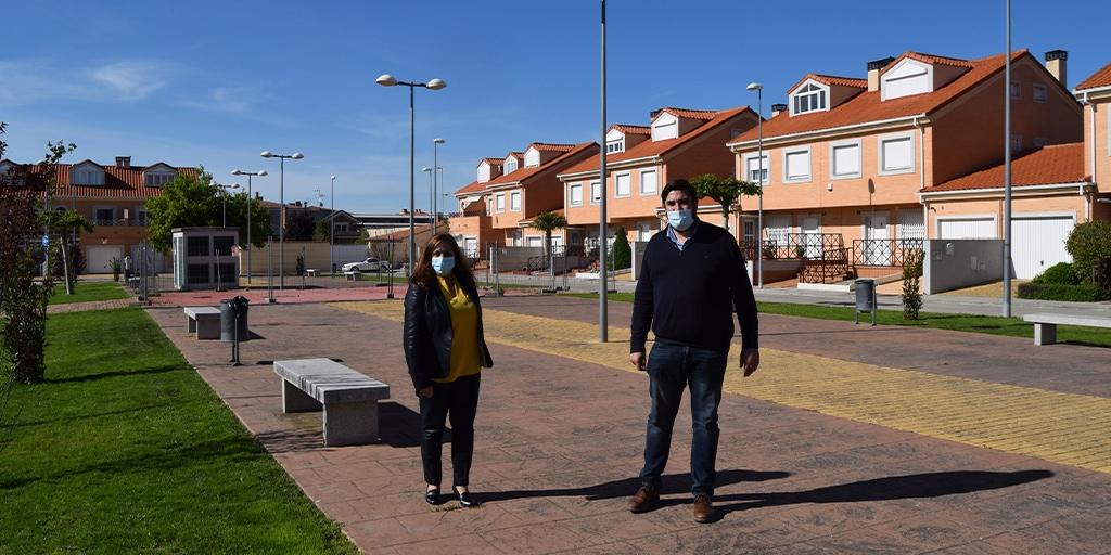 El Ayuntamiento dedica 3.000 euros a mejorar el entorno de la Plaza de las Culturas