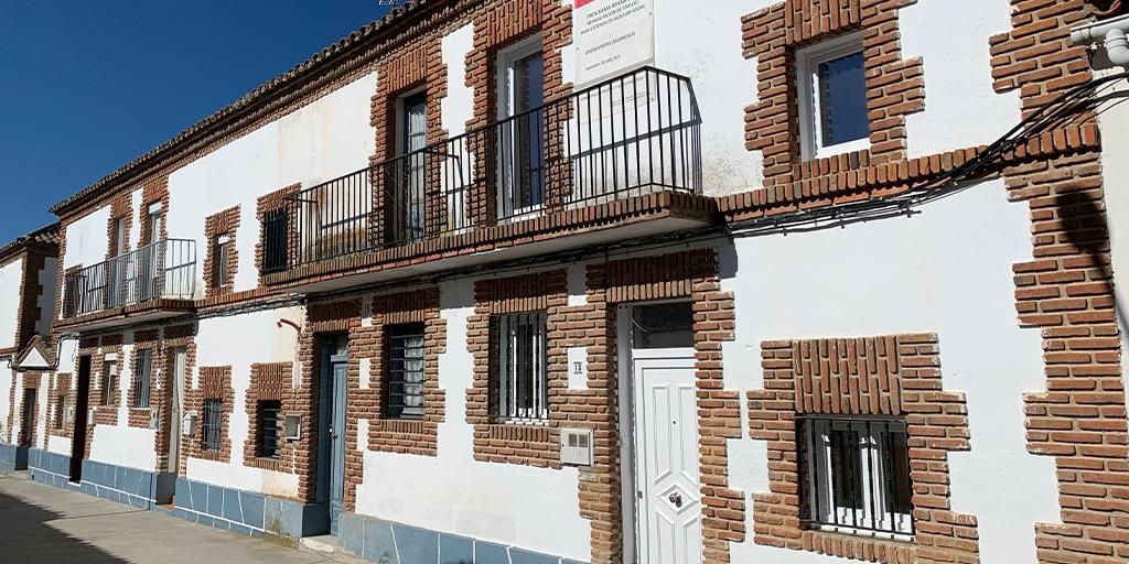 Cantalapiedra rehabilita una vivienda para alquilar