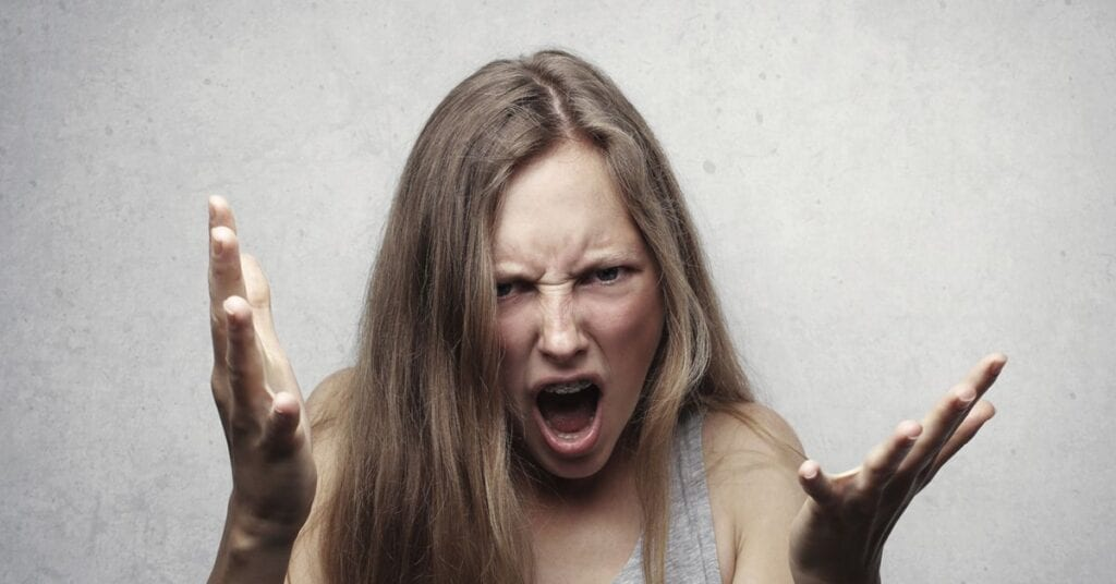 Negative emotions like anger can teach us about ourselves