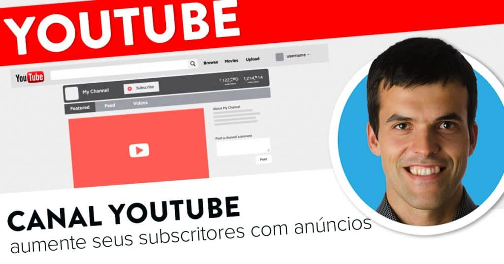 Use o Facebook para crescer o seu canal YouTube