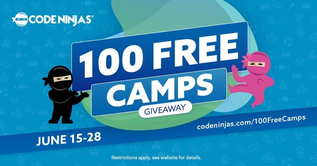 100 Free Camps
