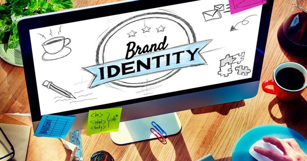 identidade de marca na programação