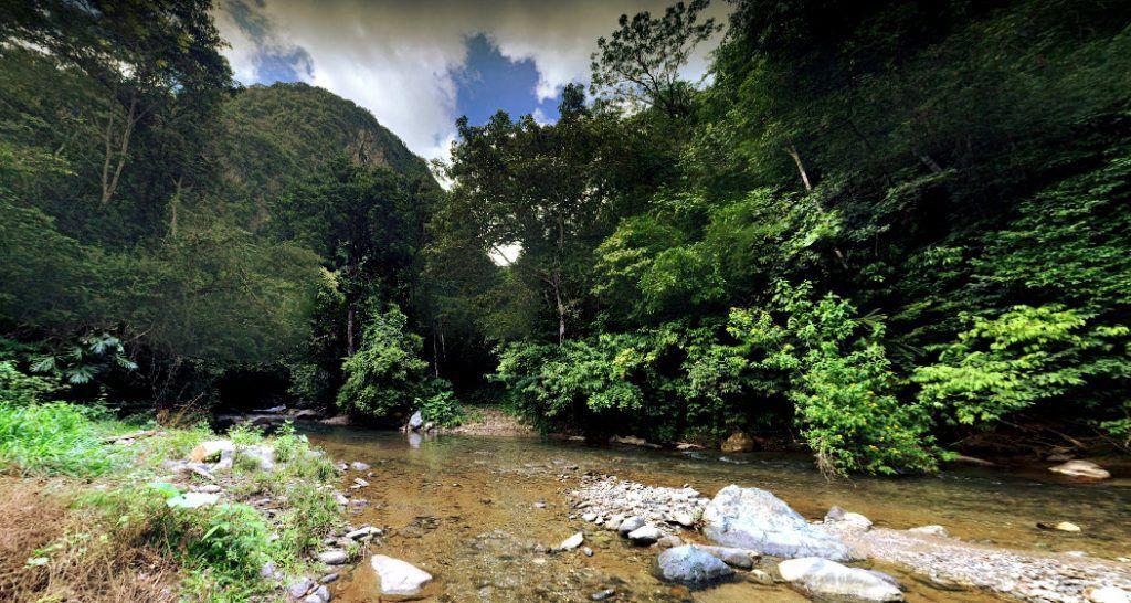 Río El Mestizo Zacapa