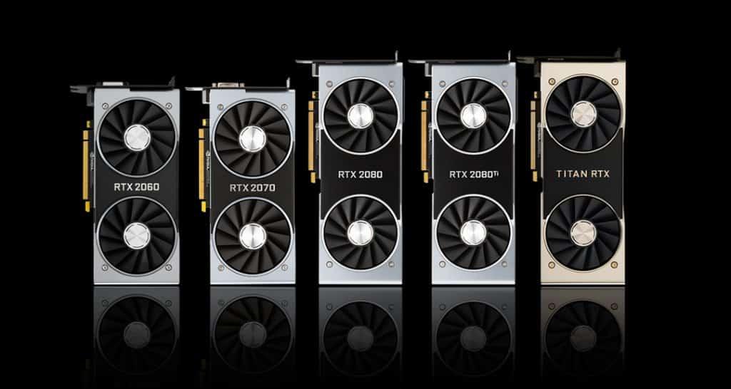 NVIDIA GeForce RTX 20