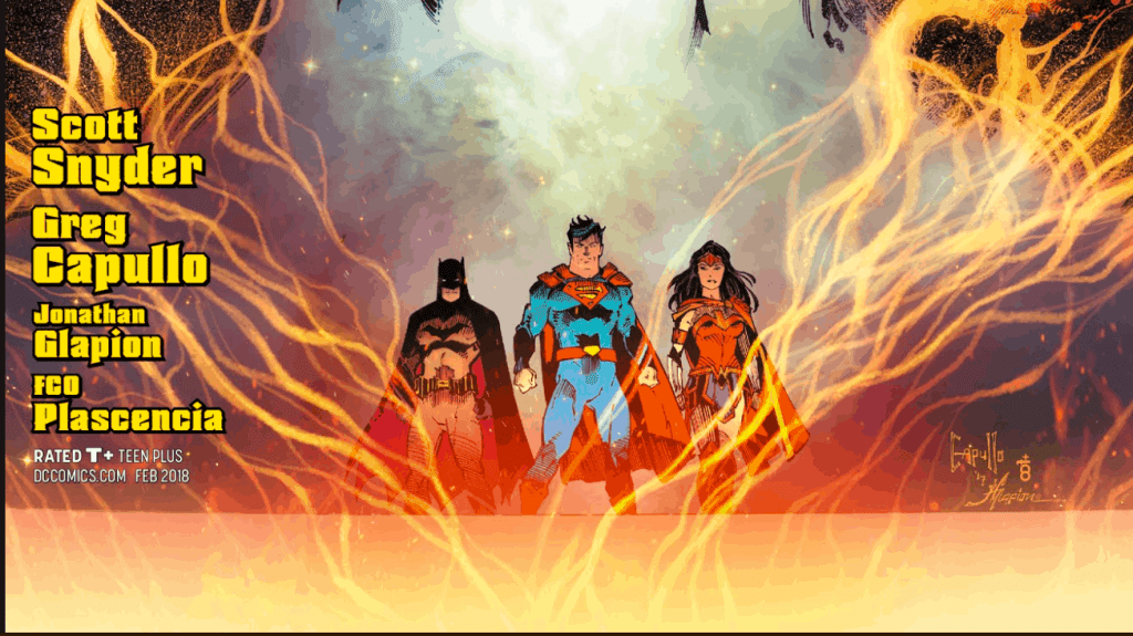 Marie Javins New Editor-in-Chief DC Comics, Dark Nights: Metal, Superman Smashes the Klan, AT&T, Bob Harras, Jeanette Kahn, Justice League, Harley Quinn: Breaking Glass