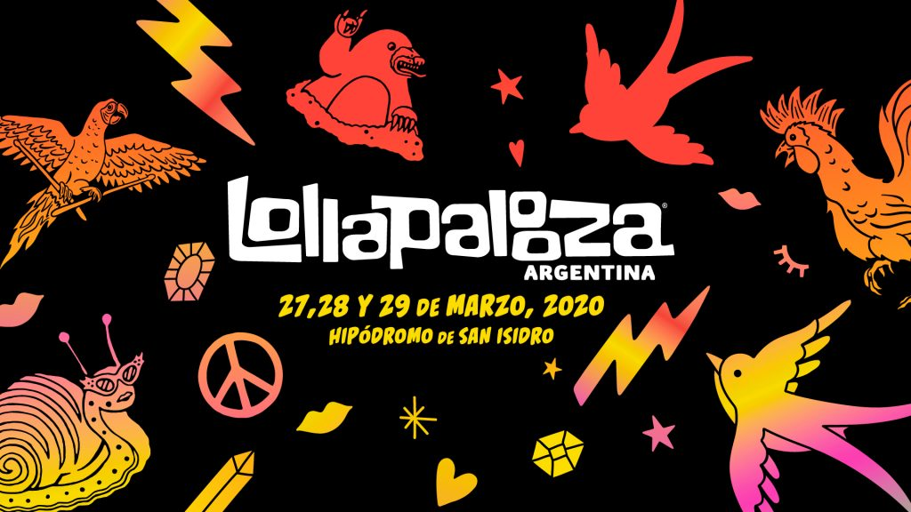 Lollapalooza Argentina 2020 Lolla Argentina 2020 Buenos Aires Hipodromo San Isidro