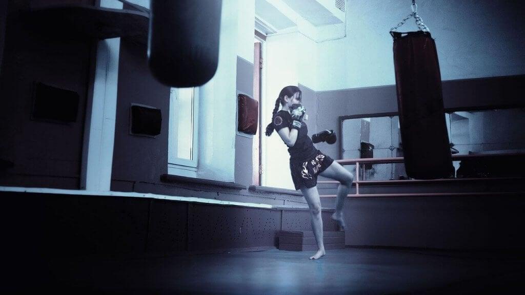 arts martiaux club femme