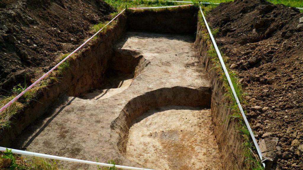 Нарешті на Більському городищі стартував археологічний сезон