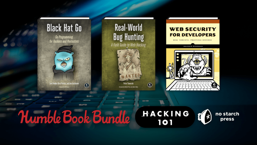 Hacking 101 by No Starch Press