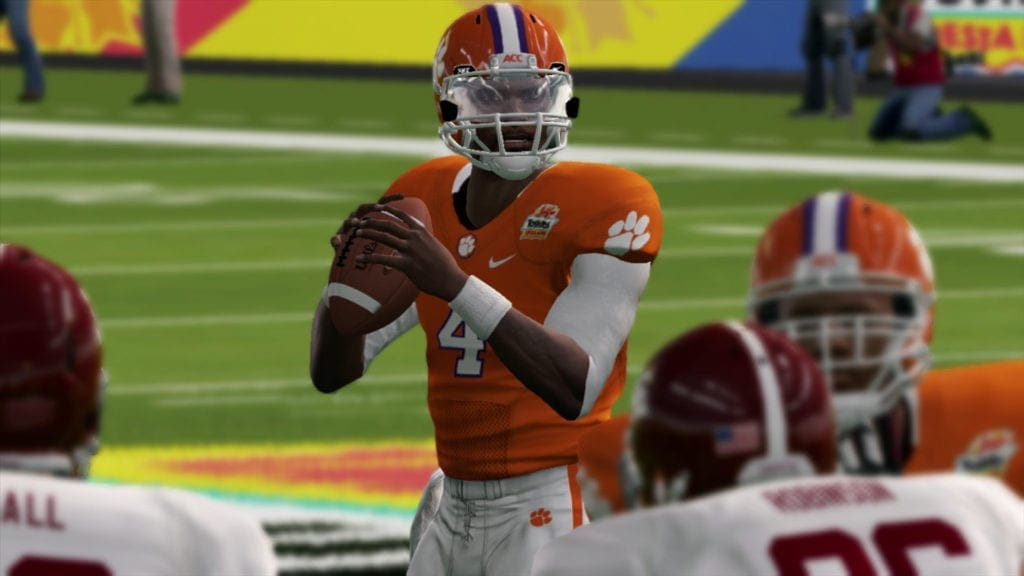 College Football Rules and NCAA Football Video Games