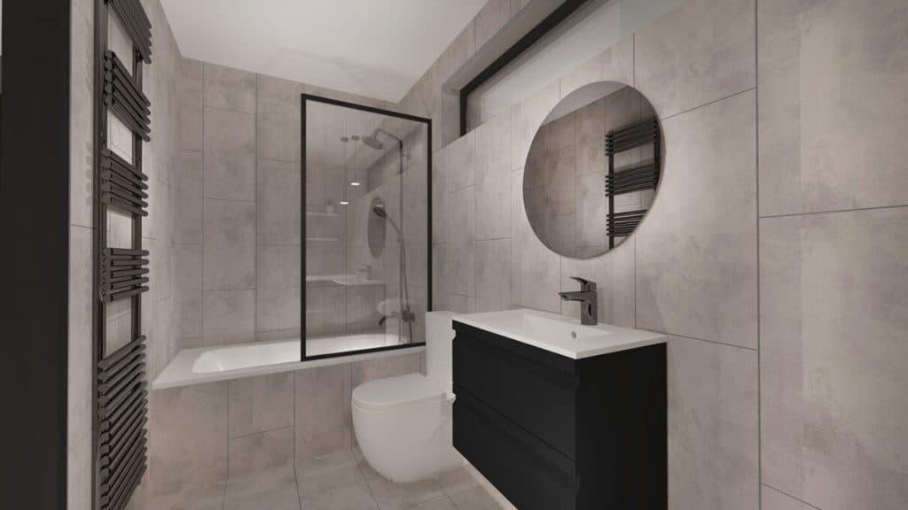 Bathroom Design - Interior Design