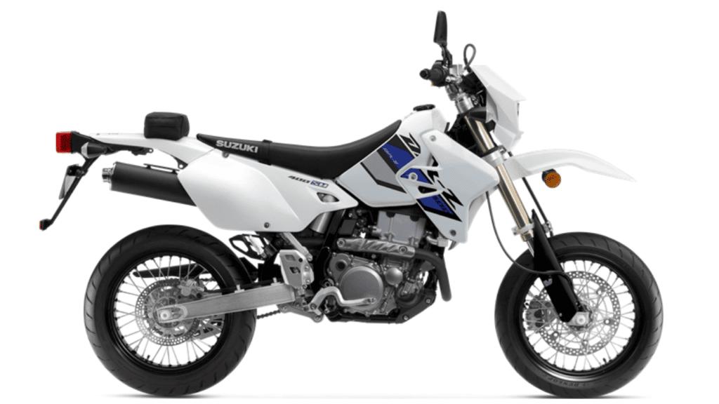 Suzuki DR-Z 400SM, fastest super-moto dirt bike