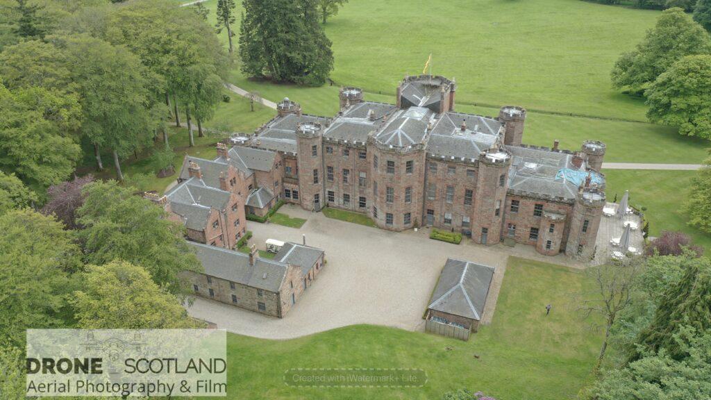 Fasque Castle, Aberdeenshire
