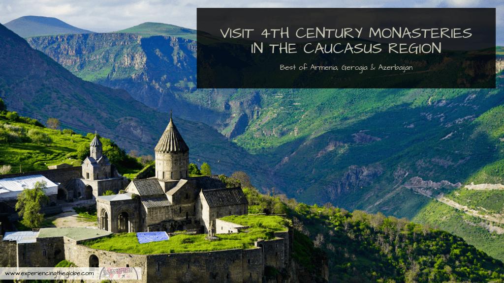 Caucasus monasteries