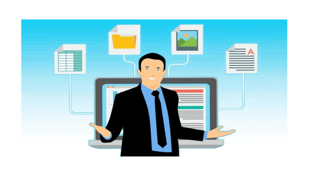 डेटाबेस क्या है -database visual representation