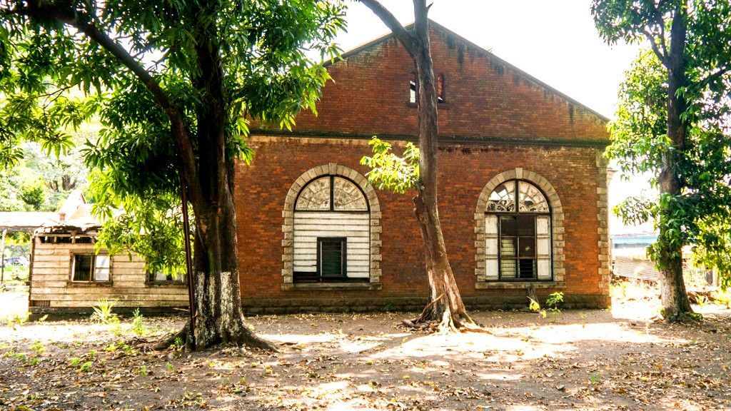 Estación de Escuintla