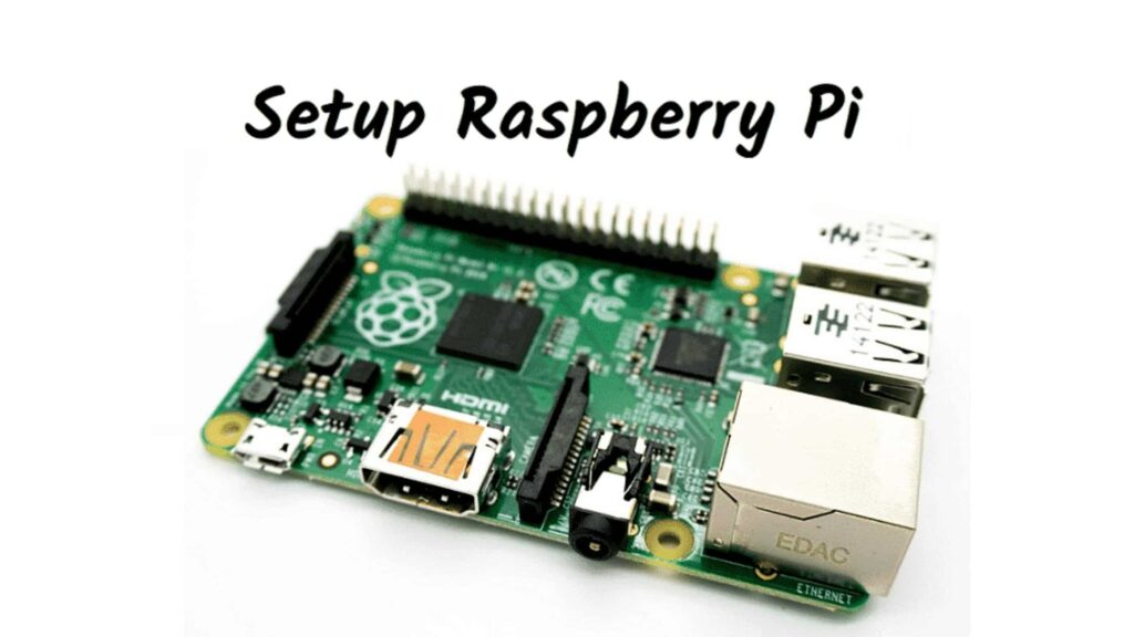 Setup Raspberry Pi with or without monitor min