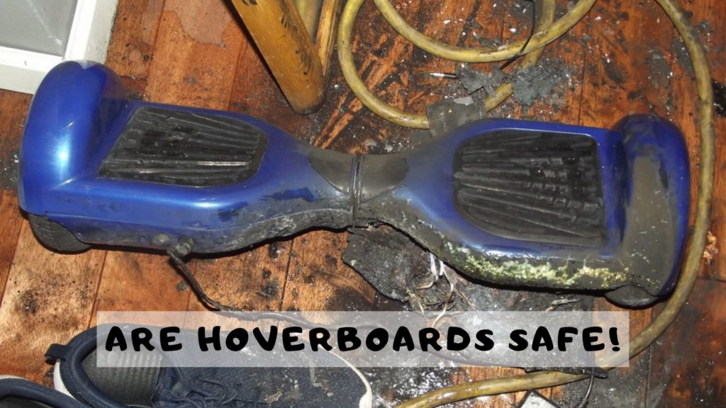 Are Hoverboards Safe