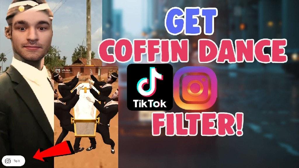 coffin dance app filter tiktok instagram