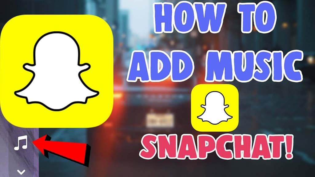 how to add music to snapchat iphone android 1