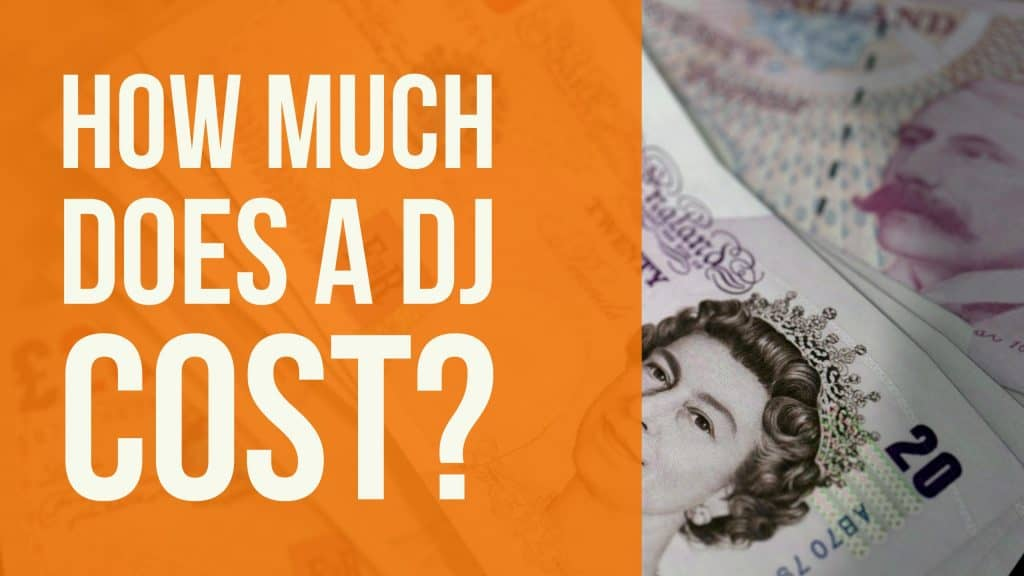 How much does a DJ cost?