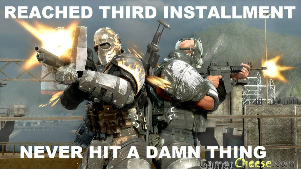 Army of Two Memes