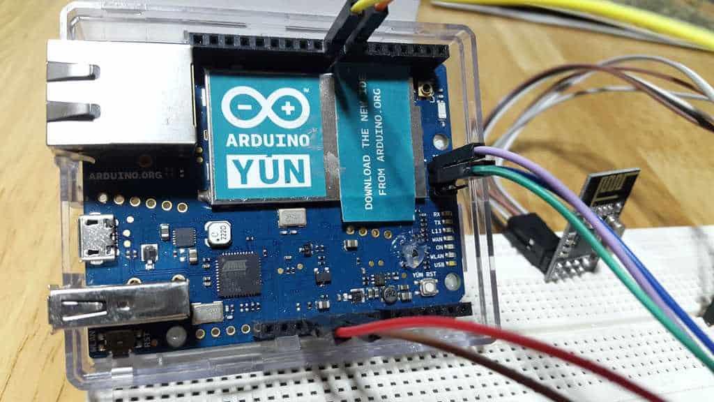 Arduino Yun Board | Mediabros