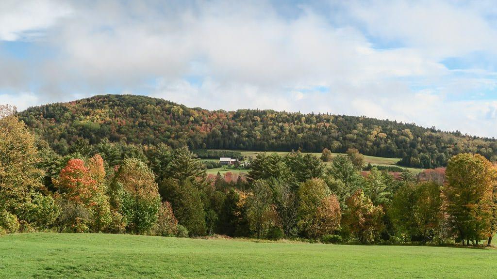 farm land in Vermont