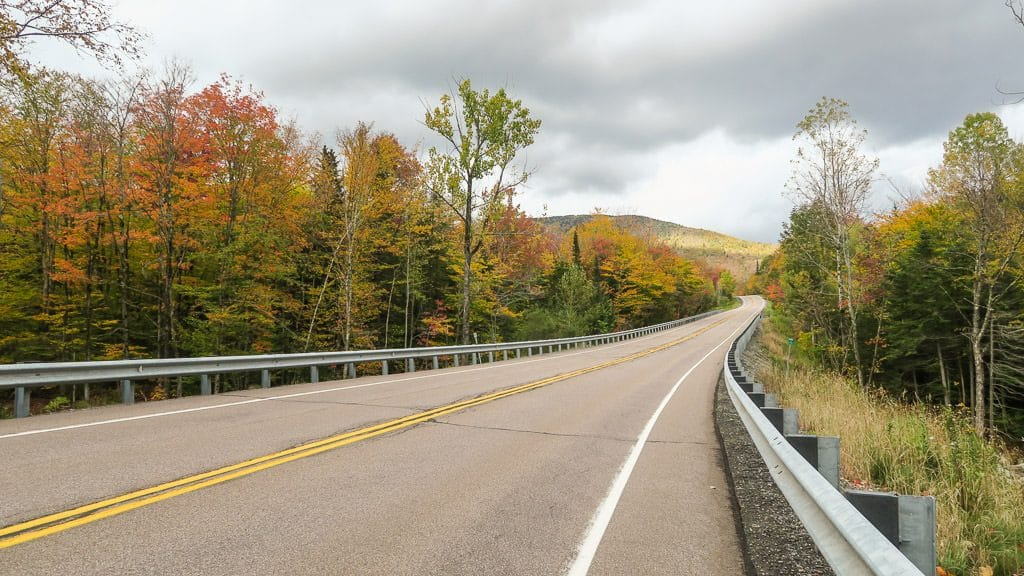 Road in vermont