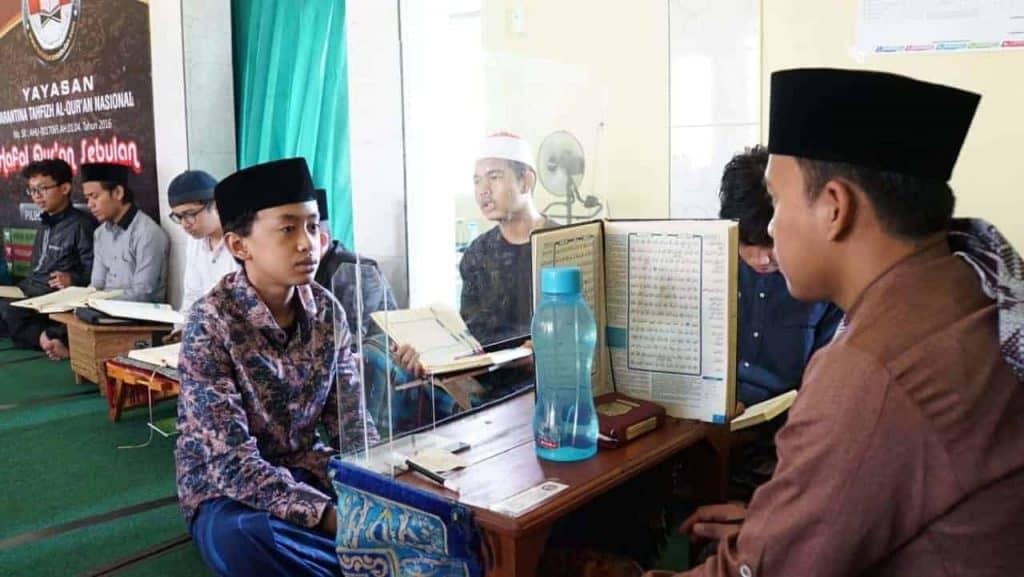 Dauroh Karantina Hafal Quran Sebulan 30 juz di Kuningan Jawa Barat YKTN Pusat