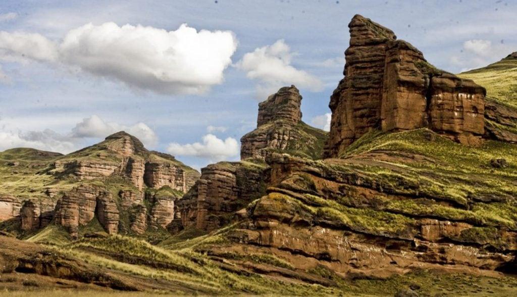 El Cañón de Tinajani - Puno - Cinco destinos increíbles para luna de miel en el sur del Perú