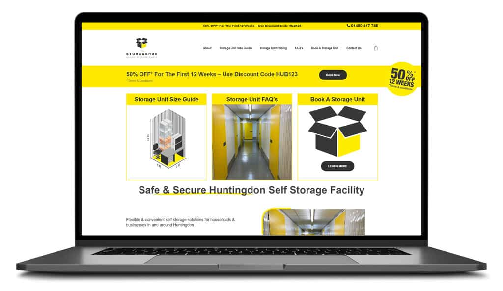 The Storage Hub Website Laptop Device Blue_dolphin Rsz