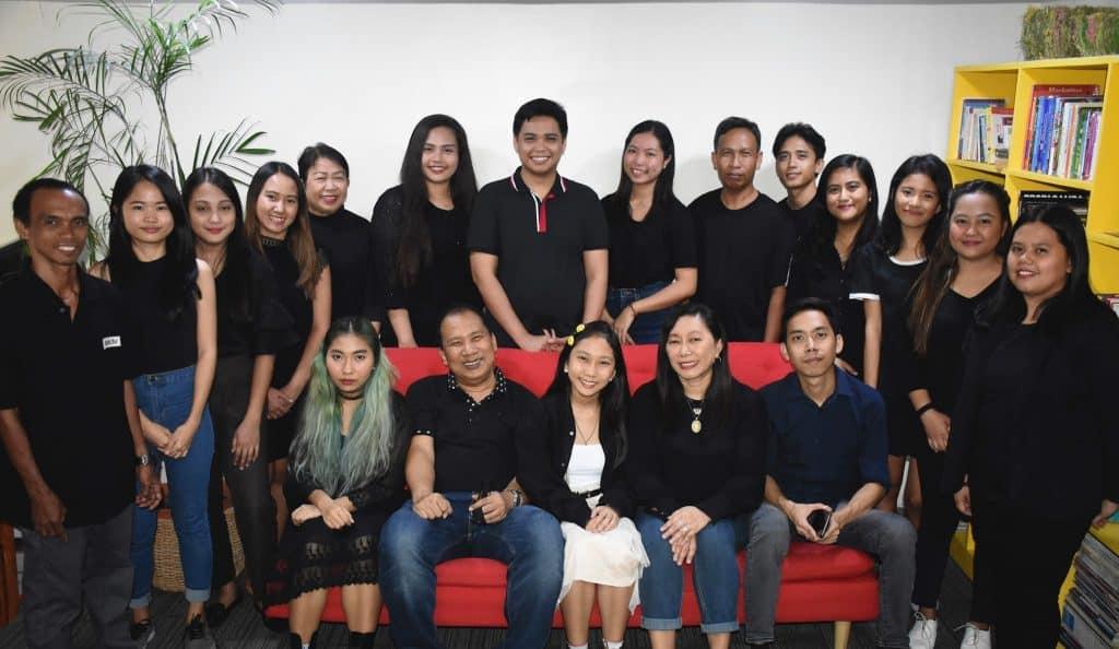 PRworks team, PRworks family - public relations or PR