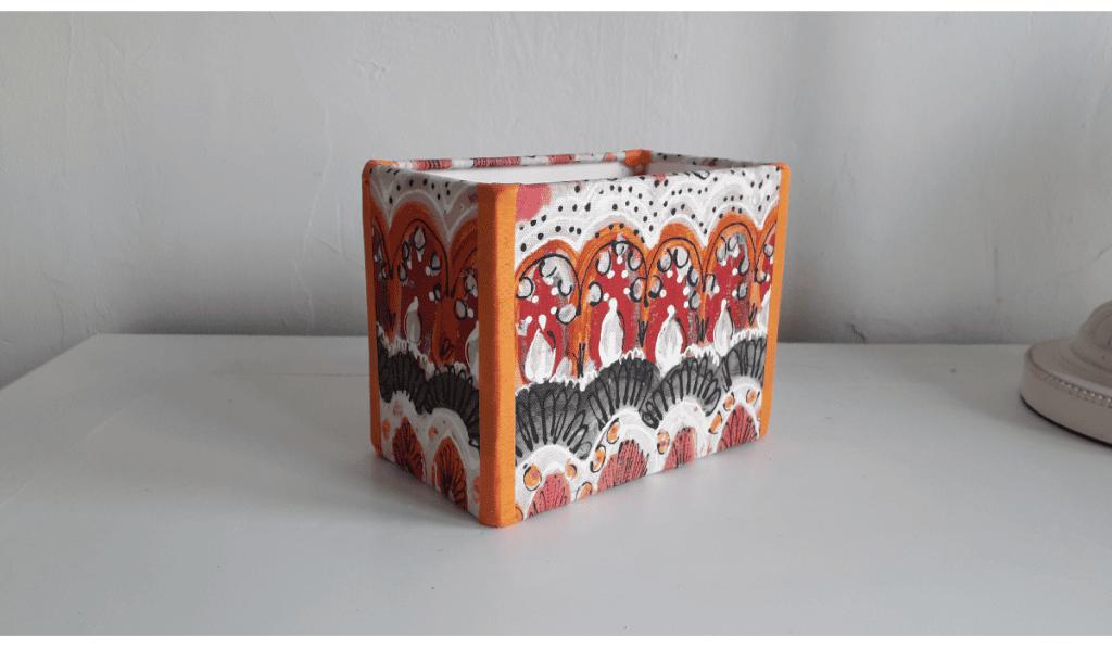 abat-jour petite taille en tissu Lalie Design