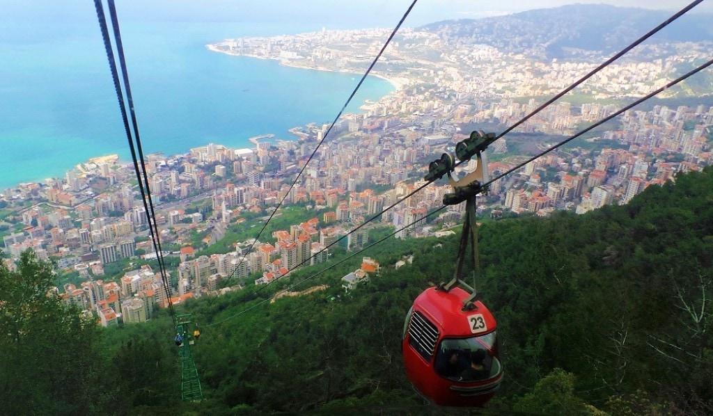 Telefrique Jounieh Lebanon Tour Package