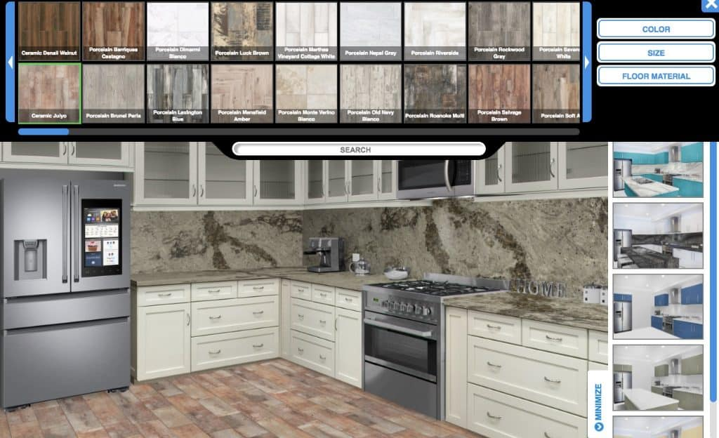 Phenomenal Build Your Kitchen With 123 Remodelings New Design App Beutiful Home Inspiration Xortanetmahrainfo