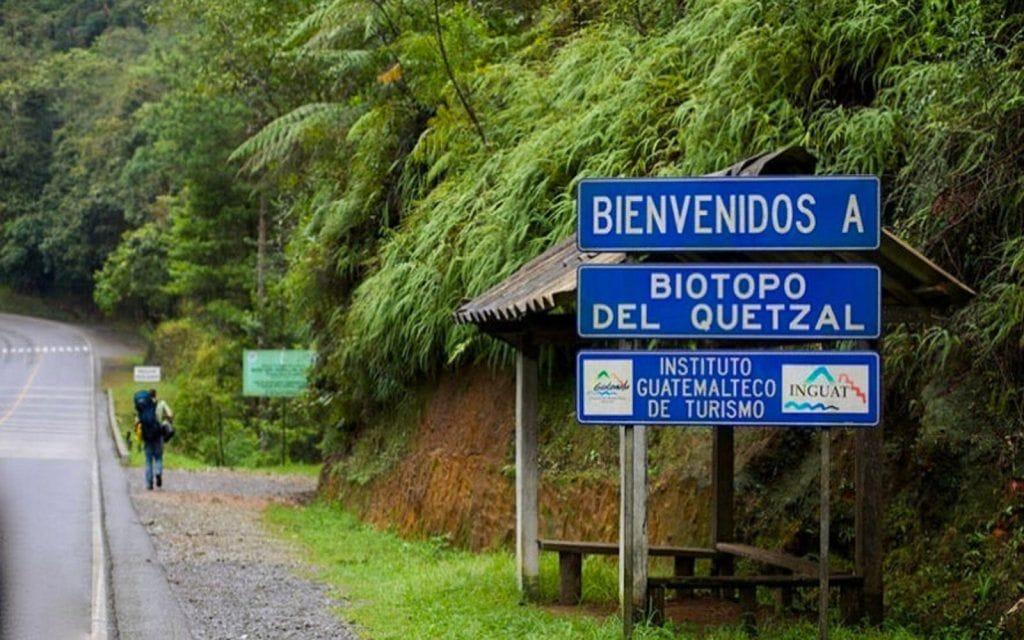El Biotopo del Quetzal, un paraíso para los amantes de la naturaleza