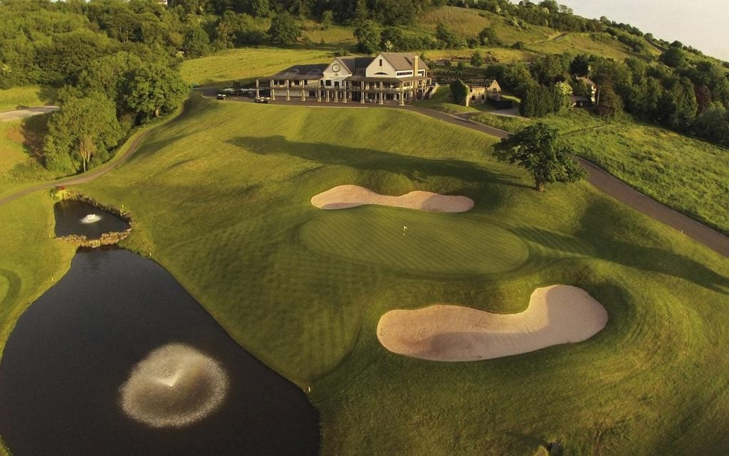 Wales The Celtic Manor Golfresort