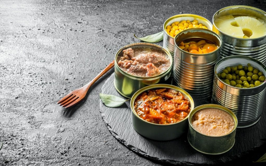 health issues with BPA from canned food